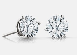 ER3PR Diamond Earrings
