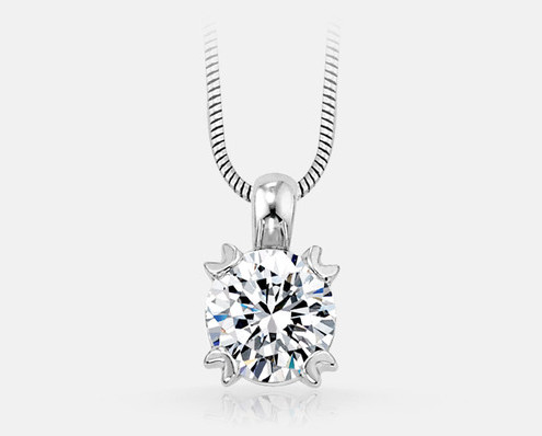 PD1 Diamond Pendant
