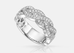 R584 Diamond Ring