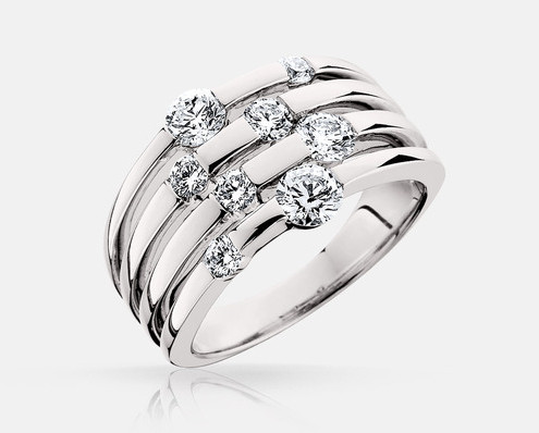 RHR08 Diamond Ring