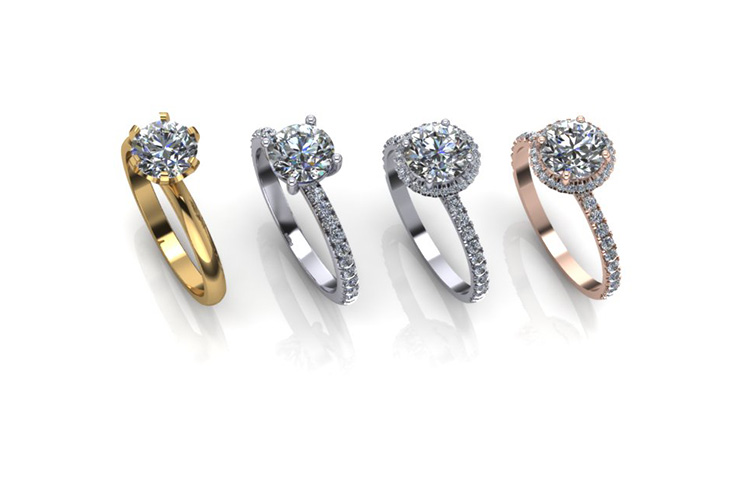 Upgrading Or Redesigning Your Engagement Ring Kimberfire