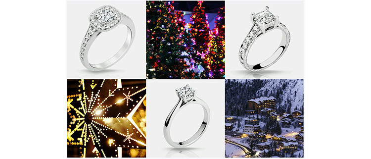 Holiday Marriage Proposal