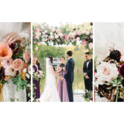 Toronto Wedding Florist Blush and Bloom